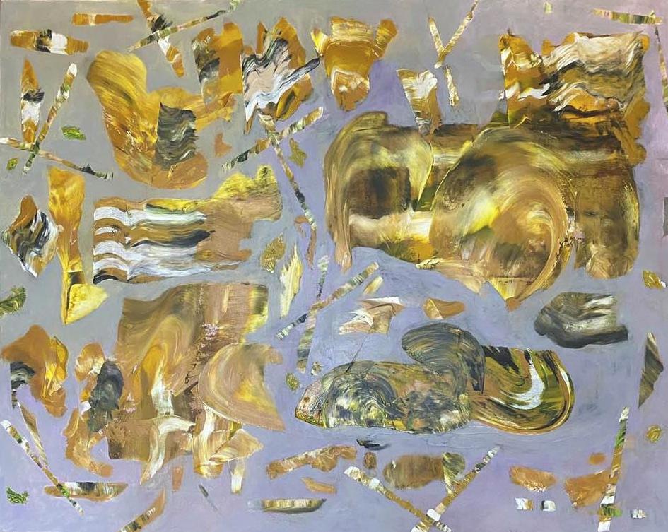 Họa sĩ Đinh Phong: Tốc lực nghệ thuật