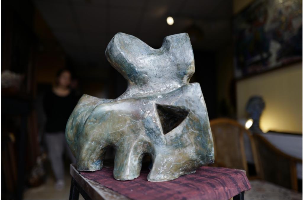 Time - glazed ceramic works